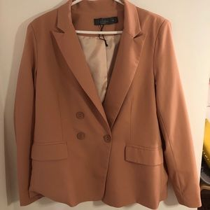 Dusty Rose Blazer